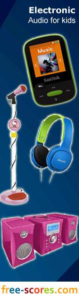 Audio for kids