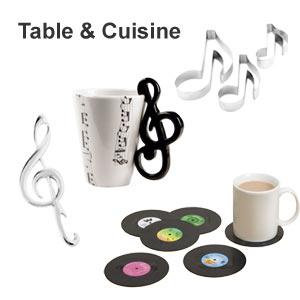 cuisine & musique