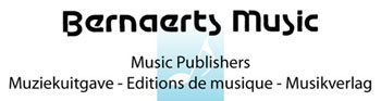 Bernaerts Music editeur