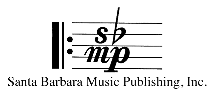 Santa Barbara Music Publishing editeur