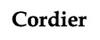 Acheter Cordier