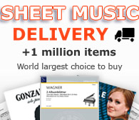 Buy sheet music