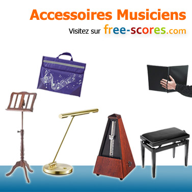 Accessories musician