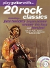 Play Guitar With 20 Rock Classics Tab 2 Cd