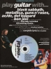 Play Guitar With Metal Album Tab Cd