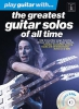Play Guitar With The Greatest Solo Of All Time Tab 2 Cd