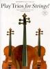 VIOLONCELLE Trio à Cordes: 2 violons, violoncelle : Livres de partitions de musique
