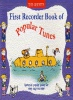 Popular Tunes First Recorder Book