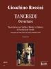 Tancredi. Ouverture. Transcription by Ferdinando Carulli