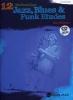 Mintzer Bob : MINTZER BOB 12 MEDIUM-EASY JAZZ, BLUES & FUNK ETUDES Eb INSTR. CD