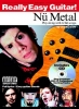 Really Easy Guitar! Nu Metal Guitar Cd