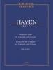 Haydn Franz Josef : Konzert für Violoncello und Orchester