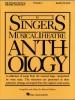 Singers Musical Theatre. Baritone/Bass 2