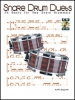 Snare Drum Duets Drums Cd By Ron Spagnardi