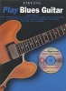 Step One Play Blues Guitar Tab Cd