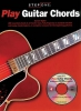 Step One Play Guitar Chords Cd