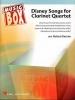 CLARINETTE Quatuor de Clarinettes: 4 clarinettes : Livres de partitions de musique