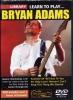 Adams Bryan : Dvd Lick Library Learn To Play Bryan Adams