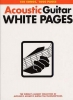 White Pages Acoustic Guitar Tab