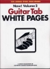 White Pages Guitar Vol.2 Tab