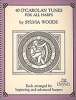 HARPE Folk : Livres de partitions de musique