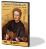 Dvd Guitar Of Paul Brady Traditional And Contemporary Irish