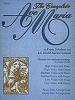 Ave Maria Schubert, Bach,Gounod Toutes Voix Piano Orgue
