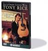 Rice Tony : Dvd Rice Tony Intimate Lesson
