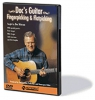 Dvd Doc'S Guitar Fingerpicking and Flatpicking