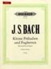 Bach Johann Sebastian : 24 Short Preludes and Fugues