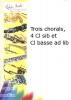 CLARINETTE Quintette de Clarinettes: 5 clarinettes : Livres de partitions de musique