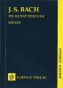 Bach Johann Sebastian : Art of the Fugue BWV 1080