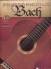 Bach Johann Sebastian : Bach Fingerpicking Guitar