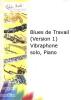VIBRAPHONE Vibraphone, Piano : Livres de partitions de musique