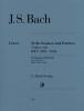 Bach Johann Sebastian : Sonatas and Partitas BWV 1001-1006 for Violin solo (notated and annotated version)