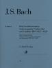 Bach Johann Sebastian : Sonatas for Viola da Gamba and Harpsichord BWV 1027-1029 (Version for Viola da Gamba or Violoncello)