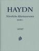 Haydn Franz Josef : Complete Piano Sonatas, Volume I