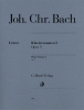 Bach Johann Christian : Piano Sonatas, Volume I op. 5