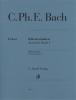 Bach Carl Philip Emmanuel : Selected Piano Sonatas, Volume I