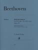 Beethoven Ludwig Van : Piano Sonatas No. 9 in E major op. 14,1 and No. 10 in G major op. 14,2
