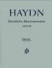 Haydn Franz Josef : Complete Piano Sonatas, Volume III