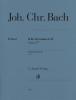Bach Johann Christian : Piano Sonatas, Volume II, op. 17