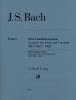 Bach Johann Sebastian : Sonatas for Viola da Gamba and Harpsichord BWV 1027-1029