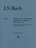 Bach Johann Sebastian : Sonatas for Violin and Piano (Harpsichord) 1-3 BWV 1014-1016