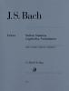 Bach Johann Sebastian : Suites, Sonatas, Capriccios, Variations