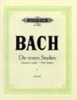 Bach Johann Sebastian : First Studies (40 Selected Pieces), Vol.1