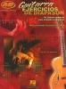 Tagliarino Barrett : Guitarra Ejercicios de Diapason