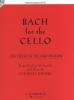 Bach Johann Sebastian : Bach For The Cello - 10 Easy Pieces In 1st Position