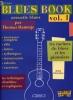 Hammje Thomas : BLUES BOOK ACOUSTIC vol1 CD TAB Les Racines du blues