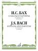Bach Johann Sebastian : Sonatas and partitas for violin solo. Ed. by Mostras